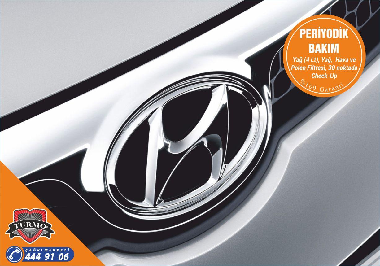 Konya Hyundai Periyodik Bakım Fiyatları