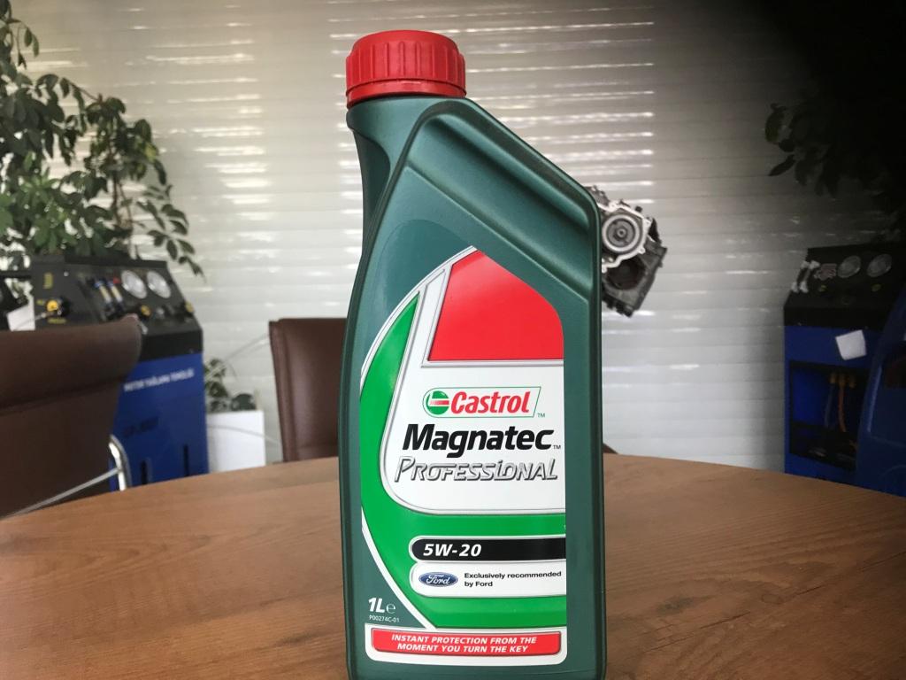 Castrol Magnetec Professional 5w20 1Lt