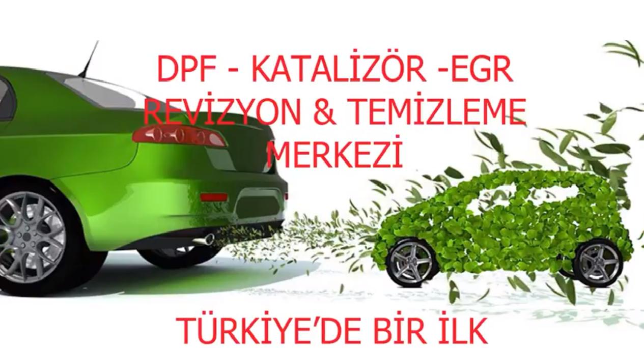 Türkiyede İlk Katalizör Temizliği