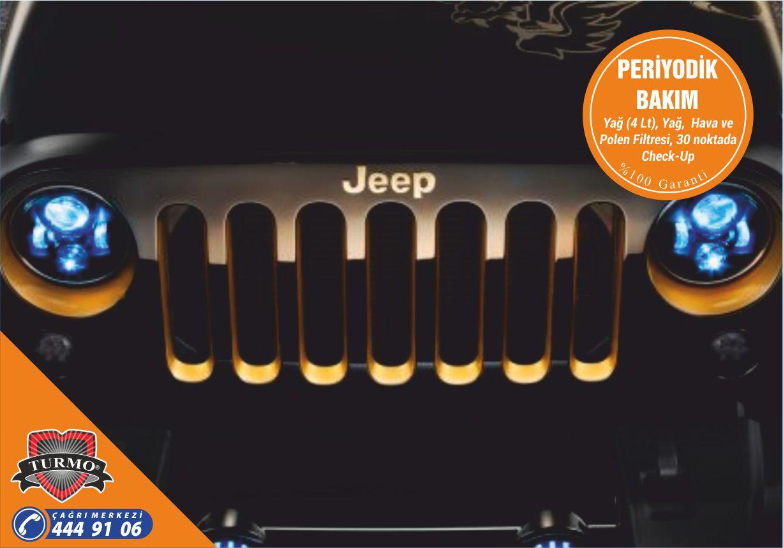 Konya Jeep Periyodik Bakım Fiyatları